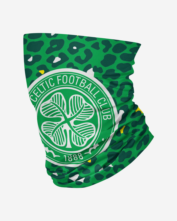 Celtic FC Animal Print Snood Scarf FOCO - FOCO.com | UK & IRE