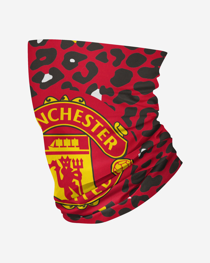 Manchester United FC Animal Print Snood FOCO - FOCO.com | UK & IRE