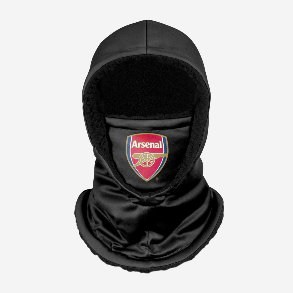 Arsenal FC Black Hooded Snood FOCO - FOCO.com | UK & IRE