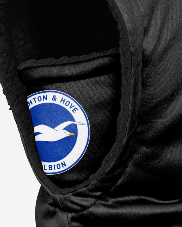 Brighton & Hove Albion FC Black Hooded Snood FOCO - FOCO.com | UK & IRE