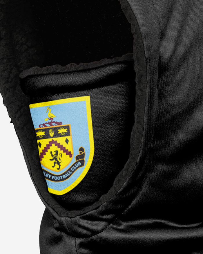 Burnley FC Black Hooded Snood FOCO - FOCO.com | UK & IRE