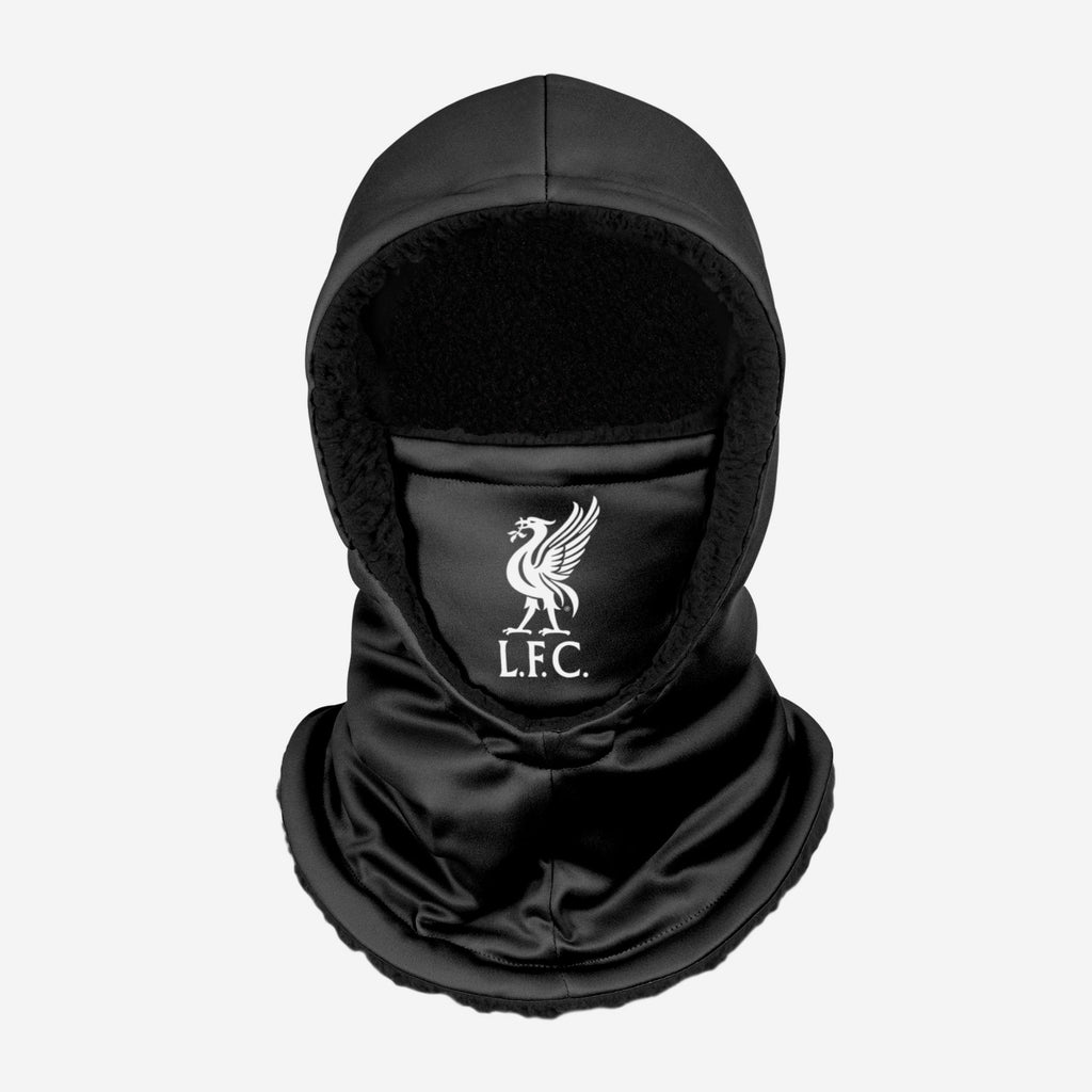 Liverpool FC Black Hooded Snood FOCO - FOCO.com | UK & IRE