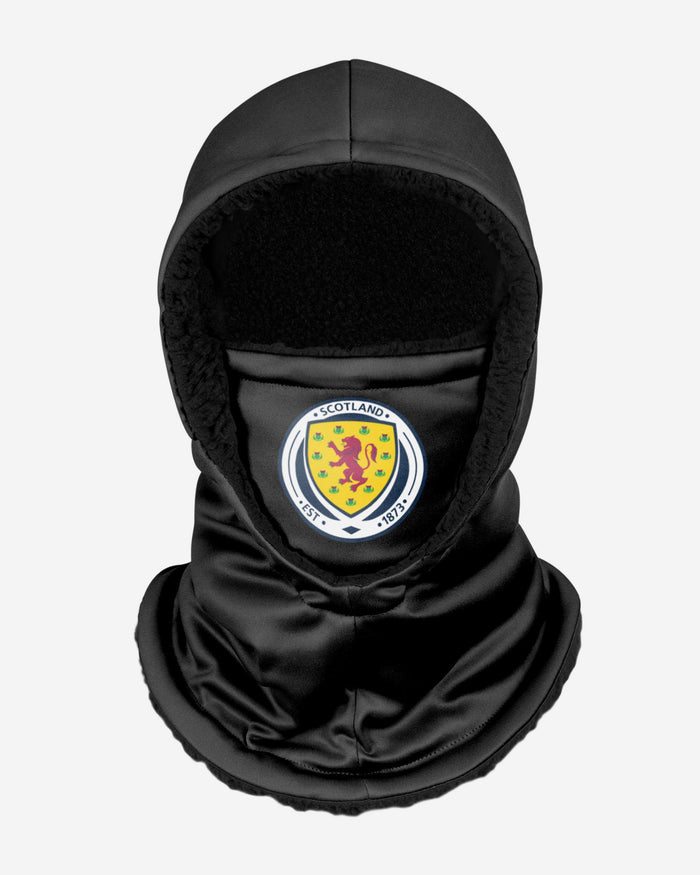 Scotland Black Hooded Snood FOCO - FOCO.com | UK & IRE