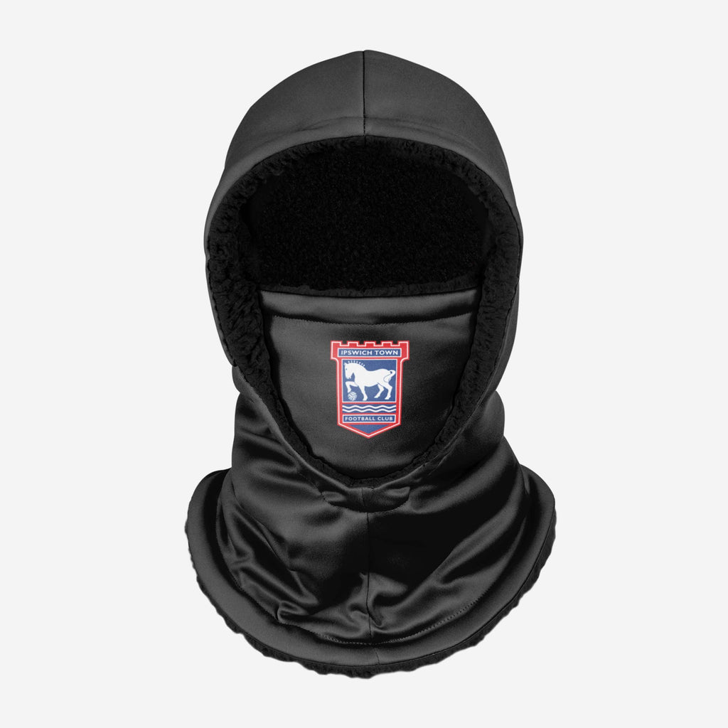 Ipswich Town FC Black Hooded Snood FOCO - FOCO.com | UK & IRE