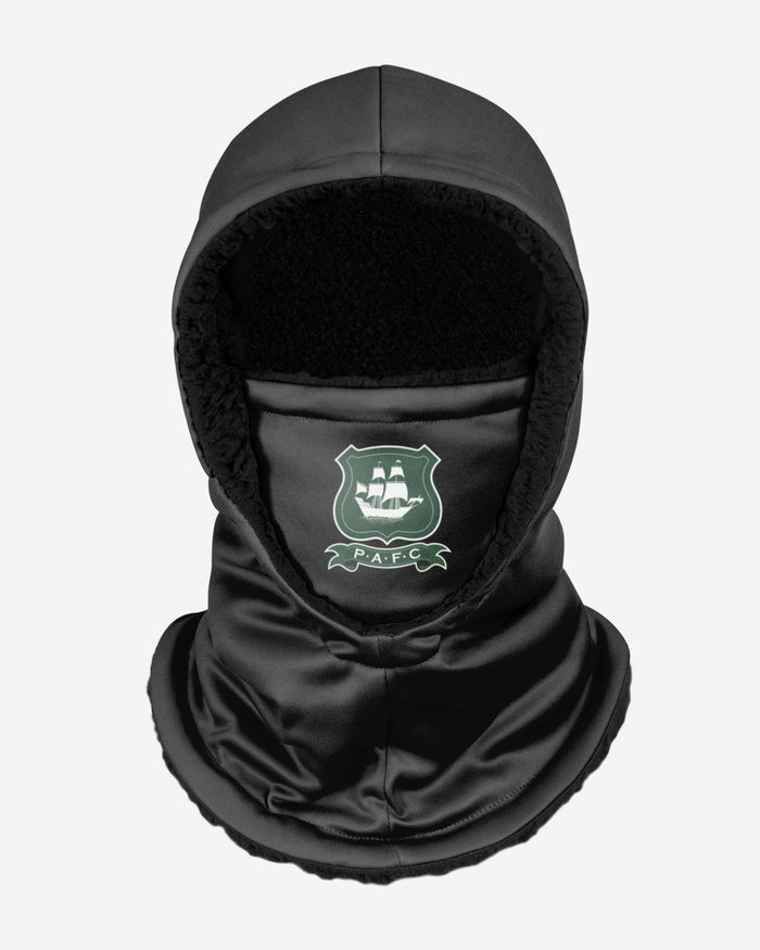 Plymouth FC Black Hooded Snood FOCO - FOCO.com | UK & IRE