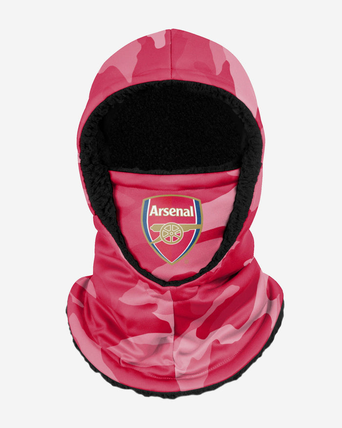 Arsenal FC Camo Hooded Snood FOCO - FOCO.com | UK & IRE