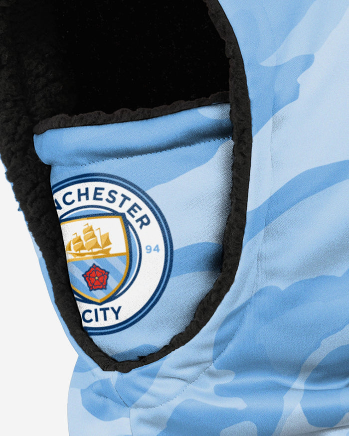 Manchester City FC Camo Hooded Snood FOCO - FOCO.com | UK & IRE