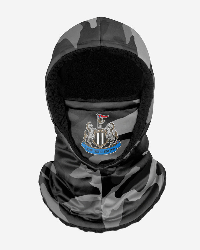 Newcastle United FC Camo Hooded Snood FOCO - FOCO.com | UK & IRE
