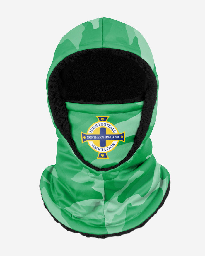 Northern Ireland Camo Hooded Snood FOCO - FOCO.com | UK & IRE