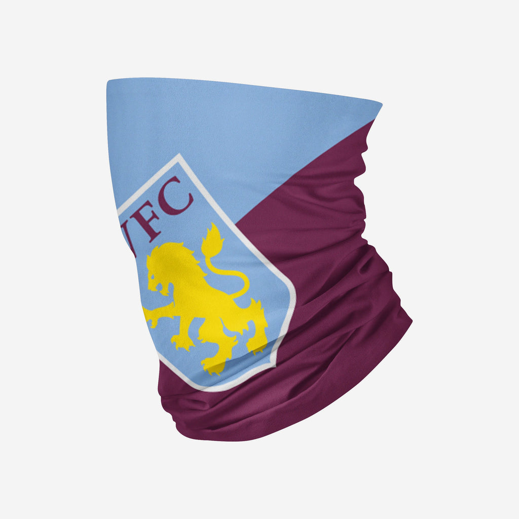 Aston Villa FC Big Logo Snood Scarf FOCO Adult - FOCO.com | UK & IRE