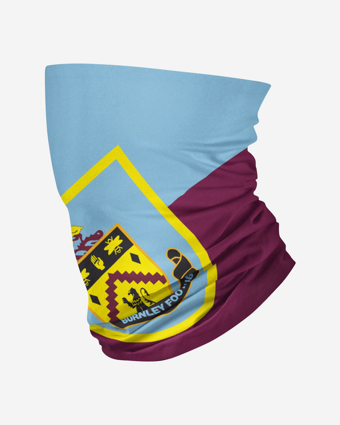 Burnley FC Big Logo Snood Scarf FOCO Adult - FOCO.com | UK & IRE