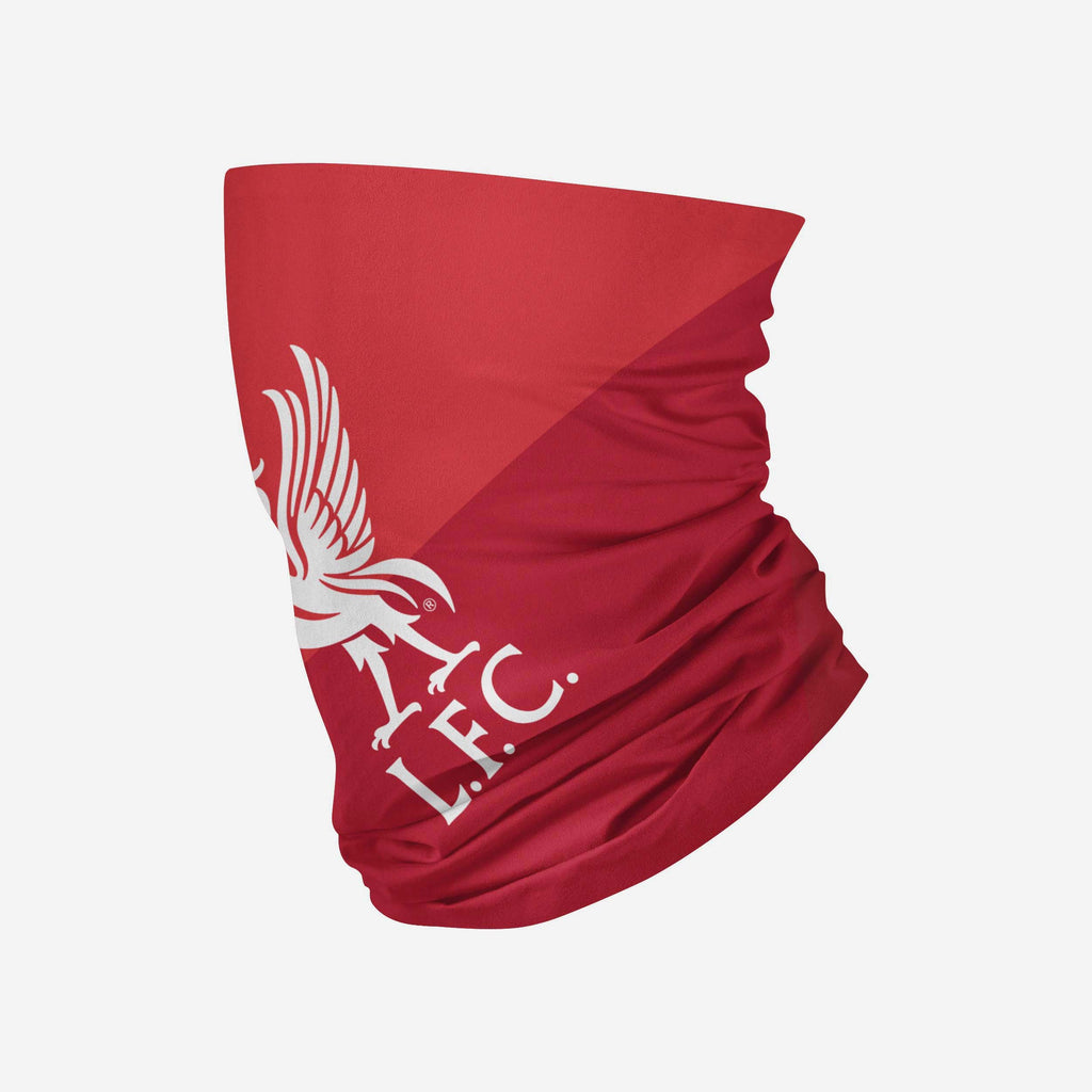 Liverpool FC Big Logo Snood Scarf FOCO - FOCO.com | UK & IRE