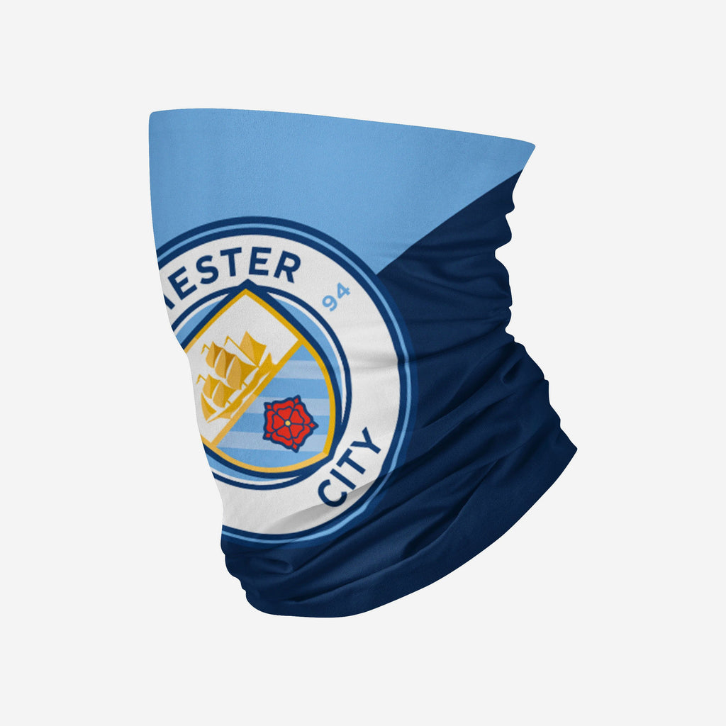 Manchester City FC Big Logo Snood Scarf FOCO Adult - FOCO.com | UK & IRE