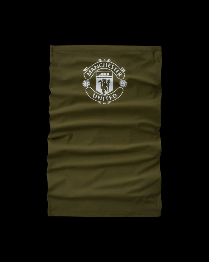Manchester United FC Yellow Neon Reflective Snood FOCO - FOCO.com | UK & IRE