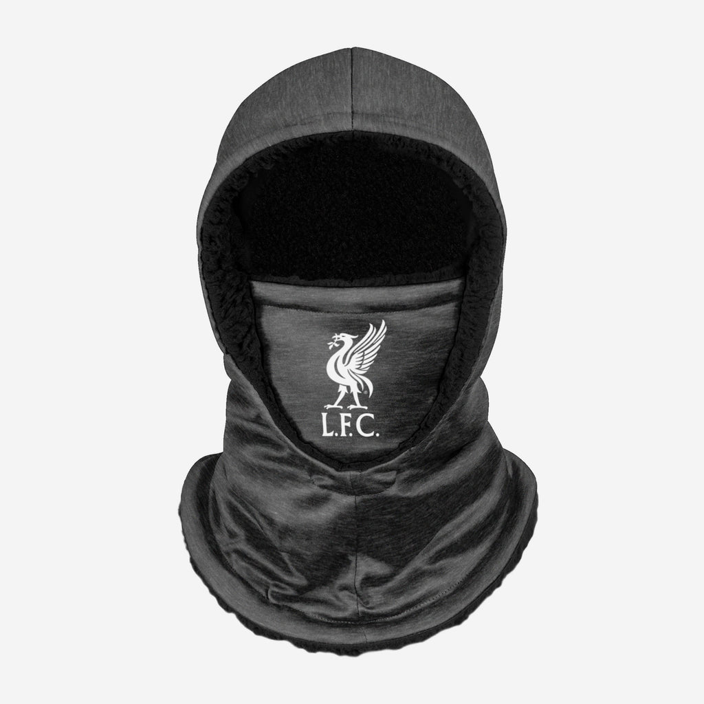 Liverpool FC Dark Grey Hooded Snood FOCO - FOCO.com | UK & IRE