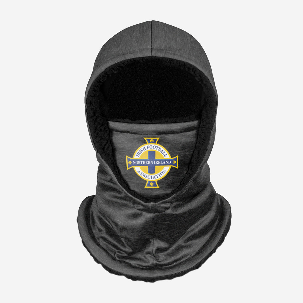 Northern Ireland Dark Grey Hooded Snood FOCO - FOCO.com | UK & IRE