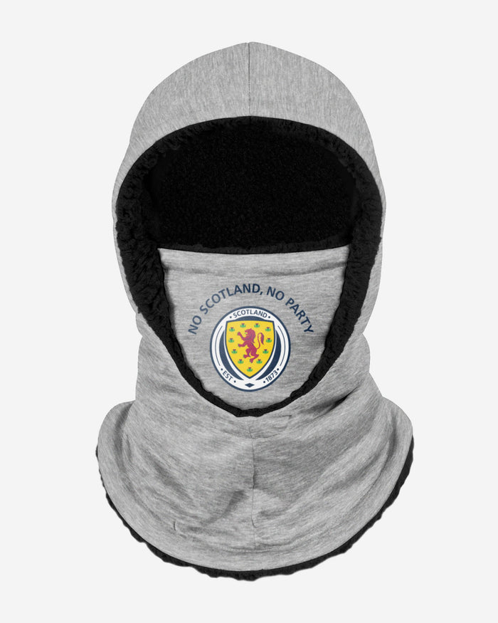 No Scotland No Party Hooded Snood FOCO - FOCO.com | UK & IRE