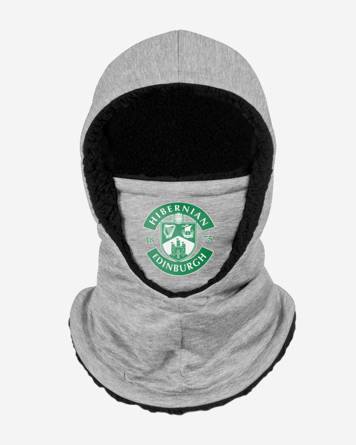 Hibernian FC Grey Hooded Snood FOCO - FOCO.com | UK & IRE