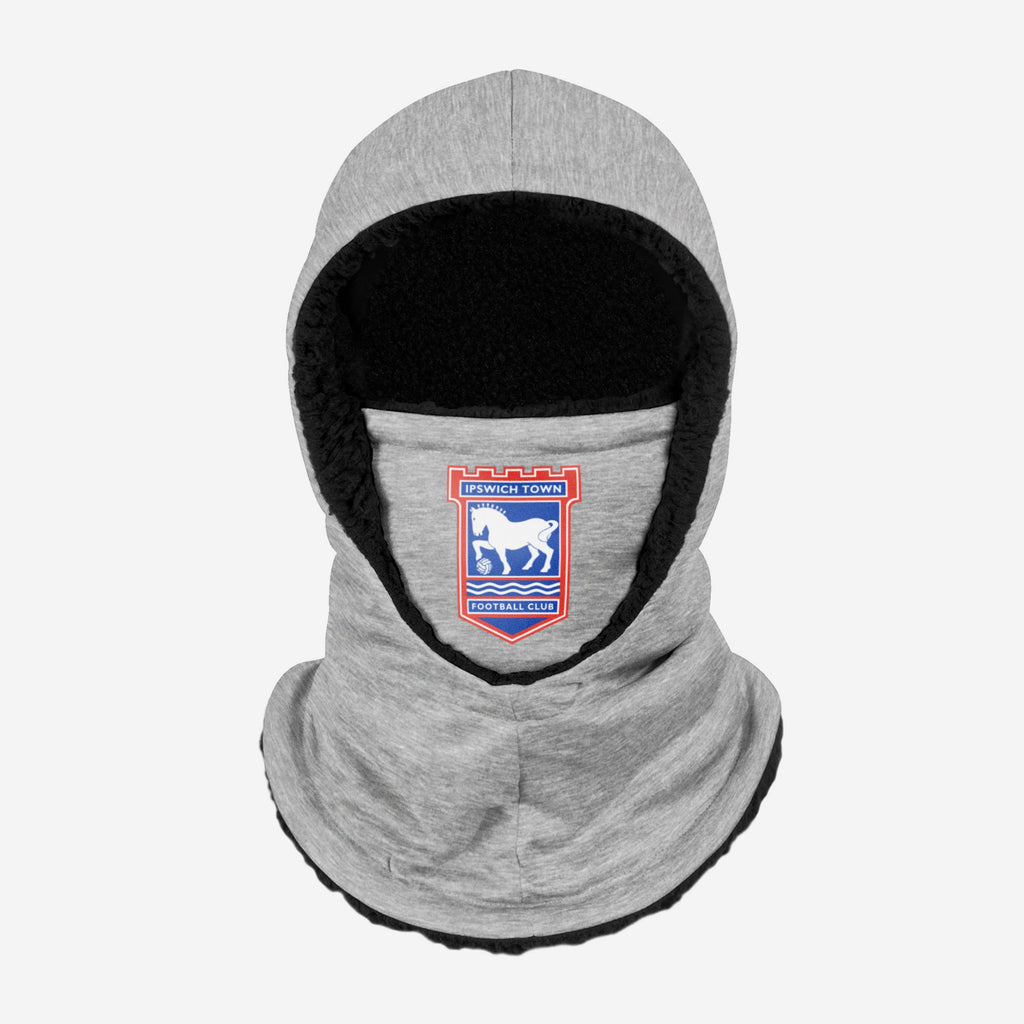 Ipswich Town FC Grey Hooded Snood FOCO - FOCO.com | UK & IRE