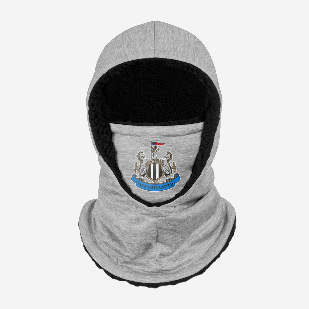 Newcastle United FC Grey Hooded Snood FOCO - FOCO.com | UK & IRE