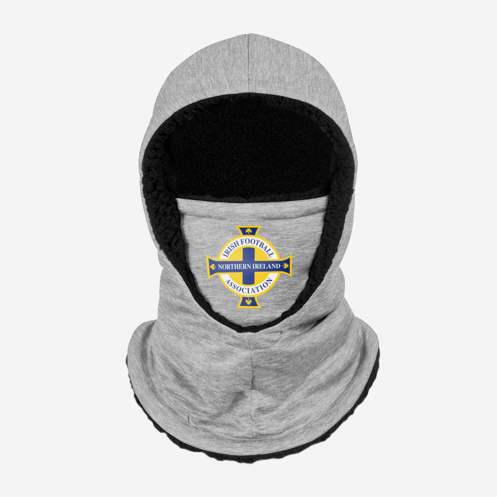 Northern Ireland Grey Hooded Snood FOCO - FOCO.com | UK & IRE