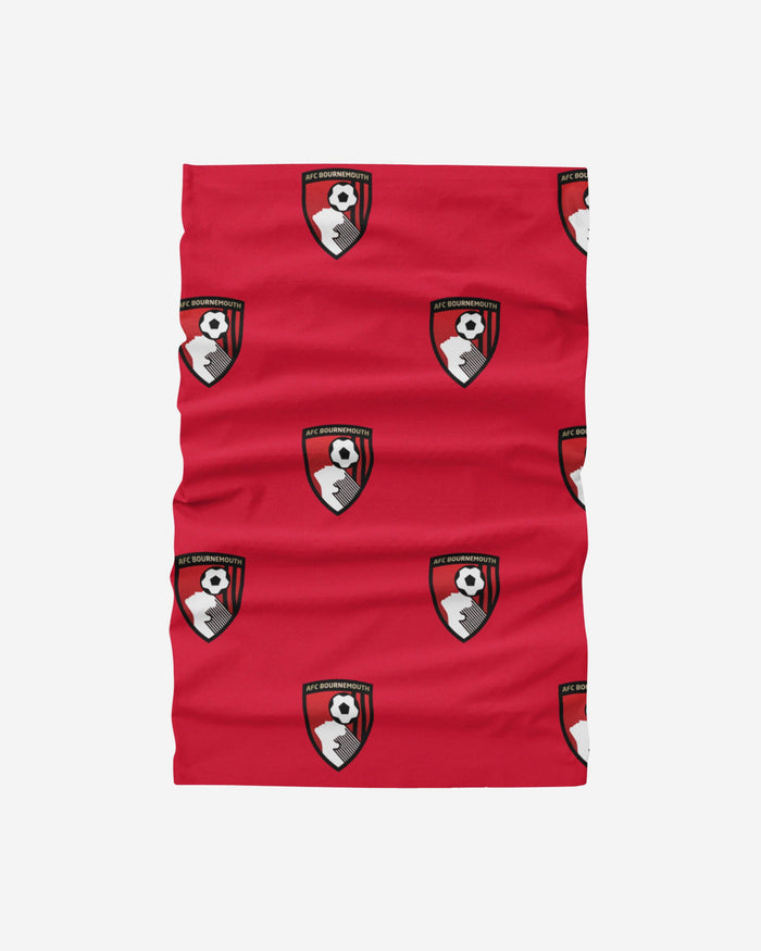 AFC Bournemouth FC Mini Print Snood Scarf FOCO - FOCO.com | UK & IRE