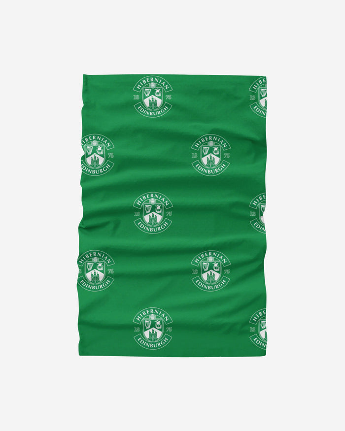 Hibernian FC Mini Print Snood Scarf FOCO - FOCO.com | UK & IRE