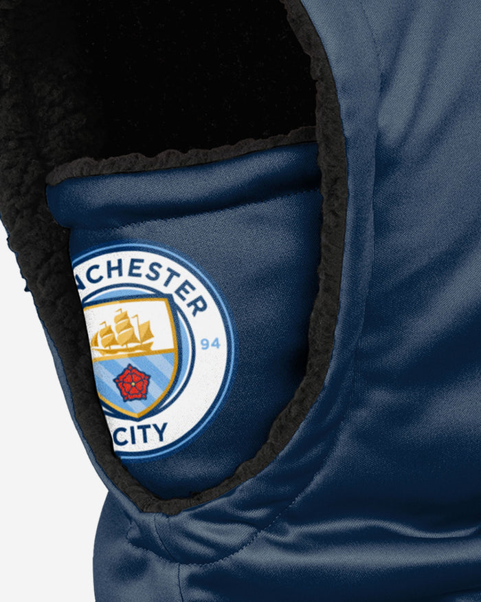 Manchester City FC Navy Hooded Snood FOCO - FOCO.com | UK & IRE