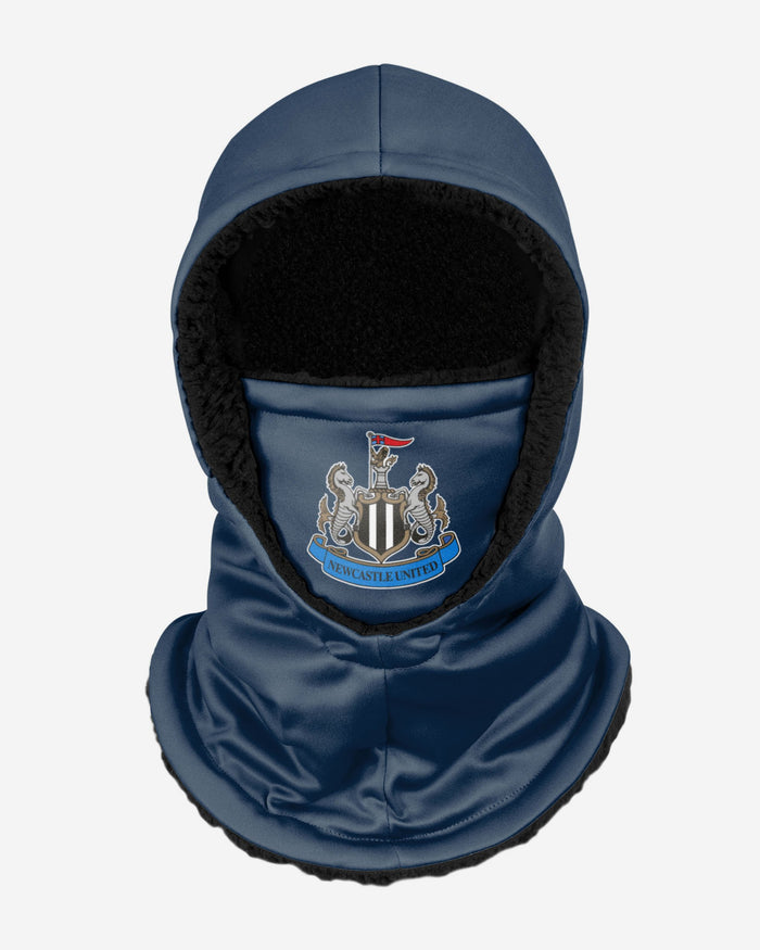 Newcastle United FC Navy Hooded Snood FOCO - FOCO.com | UK & IRE