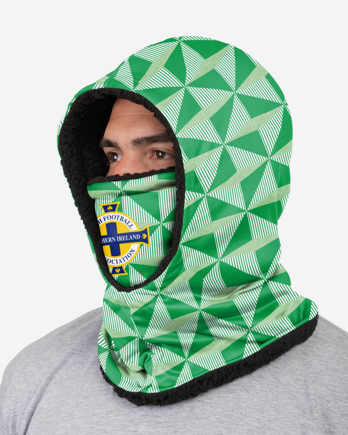 Northern Ireland Retro Hooded Snood Scarf FOCO - FOCO.com | UK & IRE