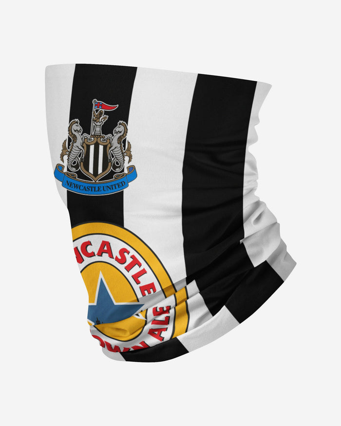 Newcastle United FC 1998 Retro Kit Snood Scarf FOCO - FOCO.com | UK & IRE