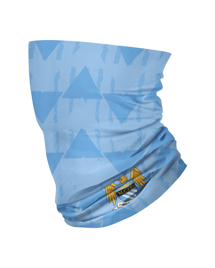 Manchester City FC 1989 Home Retro Kit Snood Scarf FOCO - FOCO.com | UK & IRE