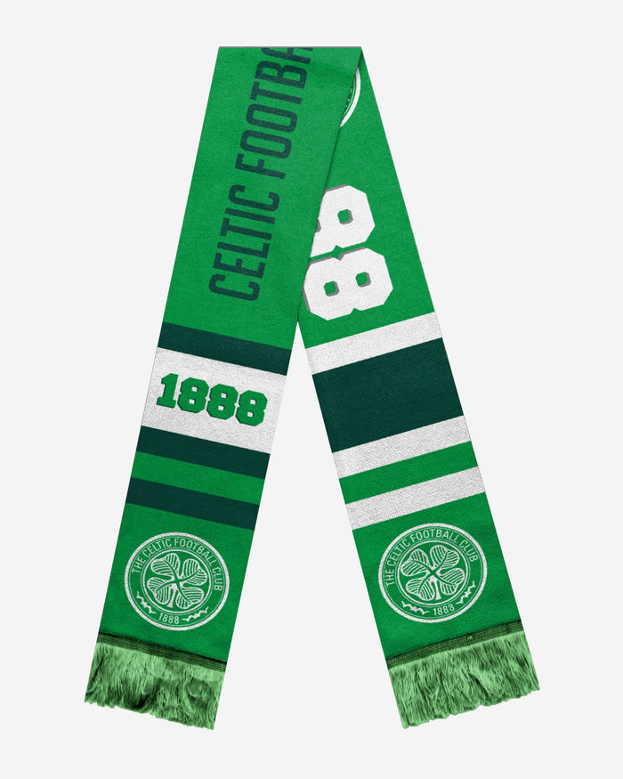 Celtic FC Retro Scarf FOCO - FOCO.com | UK & IRE