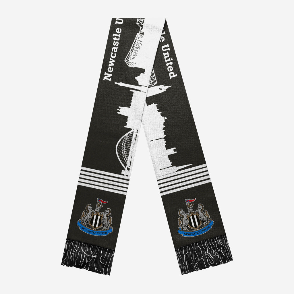 Newcastle United FC Skyline Scarf FOCO - FOCO.com | UK & IRE