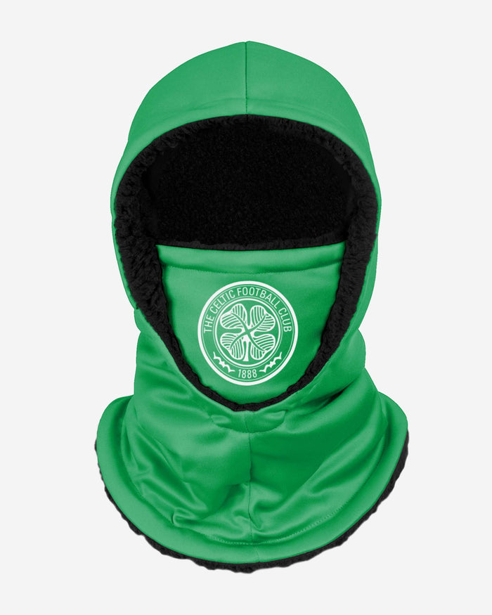 Celtic FC Solid Hooded Snood FOCO - FOCO.com | UK & IRE