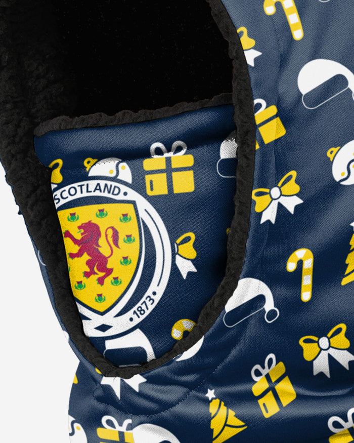 Scotland Christmas Hooded Snood FOCO - FOCO.com | UK & IRE