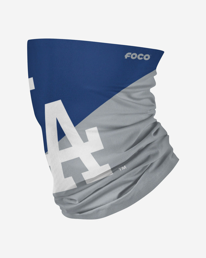 Los Angeles Dodgers Big Logo Snood Scarf FOCO - FOCO.com | UK & IRE
