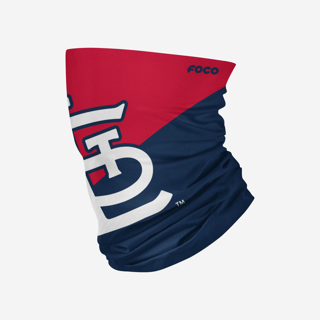 St Louis Cardinals Big Logo Snood Scarf FOCO - FOCO.com | UK & IRE