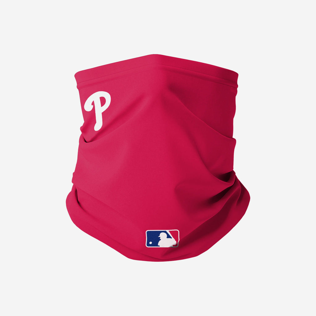 Philadelphia Phillies On-Field Gameday Snood Scarf FOCO - FOCO.com | UK & IRE