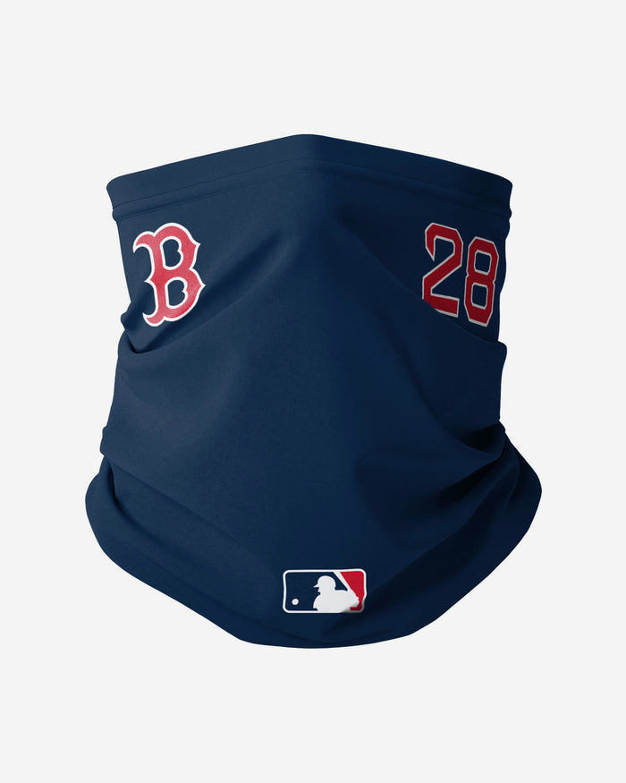 JD Martinez Boston Red Sox On-Field Gameday Snood Scarf FOCO - FOCO.com | UK & IRE