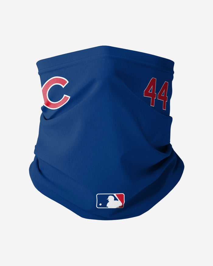 Anthony Rizzo Chicago Cubs On-Field Gameday Snood Scarf FOCO - FOCO.com | UK & IRE
