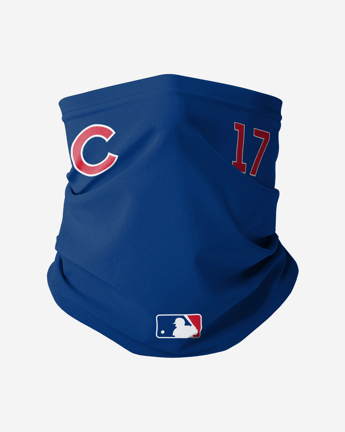 Kris Bryant Chicago Cubs On-Field Gameday Snood Scarf FOCO - FOCO.com | UK & IRE