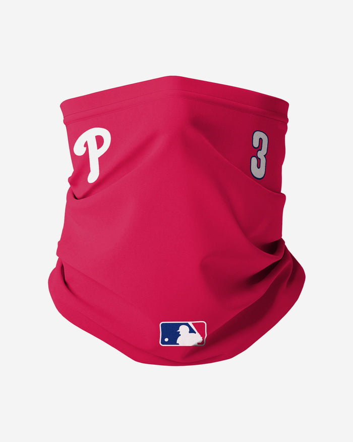 Bryce Harper Philadelphia Phillies On-Field Gameday Snood Scarf FOCO - FOCO.com | UK & IRE