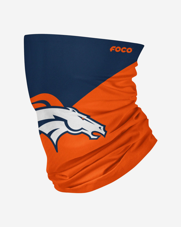 Denver Broncos Big Logo Snood Scarf FOCO Adult - FOCO.com | UK & IRE