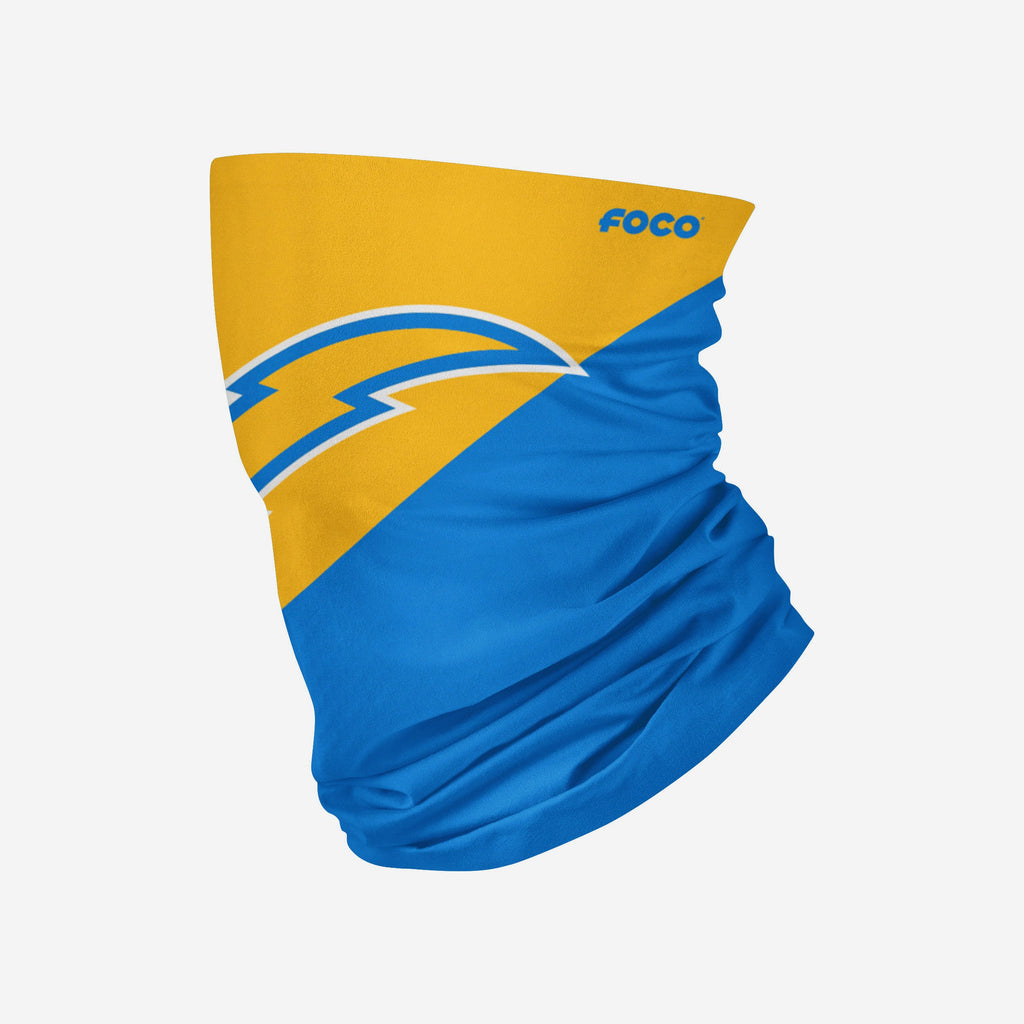 Los Angeles Chargers Big Logo Snood Scarf FOCO Adult - FOCO.com | UK & IRE