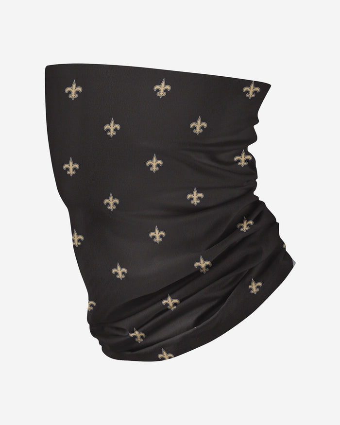 New Orleans Saints Mini Print Logo Snood Scarf FOCO - FOCO.com | UK & IRE