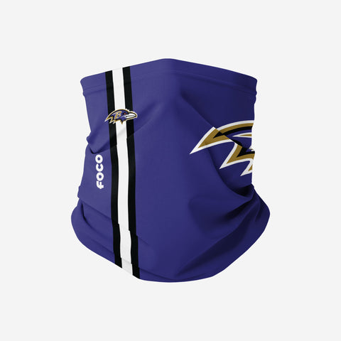 Baltimore Ravens On-Field Sideline Logo Snood Scarf