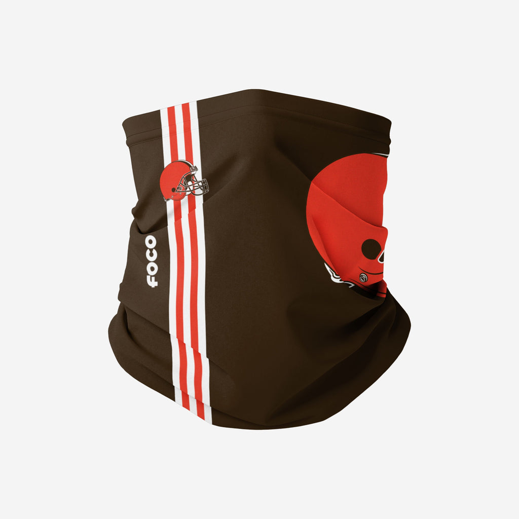 Cleveland Browns On-Field Sideline Logo Snood Scarf FOCO Adult - FOCO.com | UK & IRE