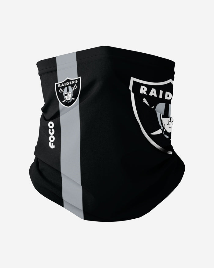 Las Vegas Raiders On-Field Sideline Logo Snood Scarf FOCO Adult - FOCO.com | UK & IRE