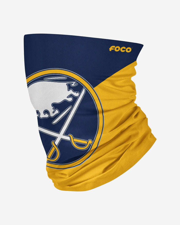 Buffalo Sabres Big Logo Snood Scarf FOCO - FOCO.com | UK & IRE